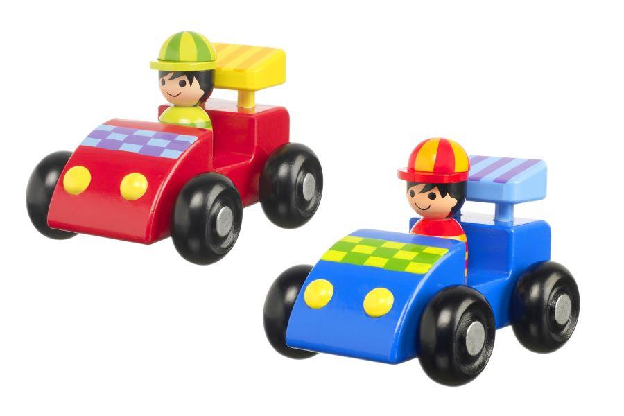 Racing Car Trucks