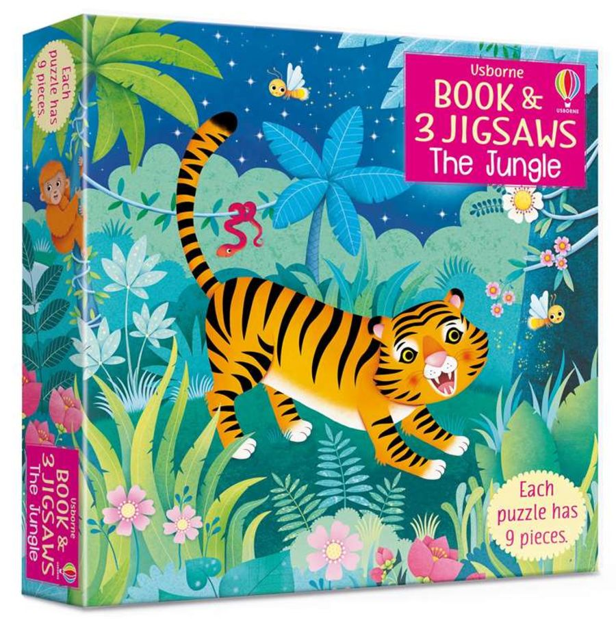 The Jungle Jigsaws