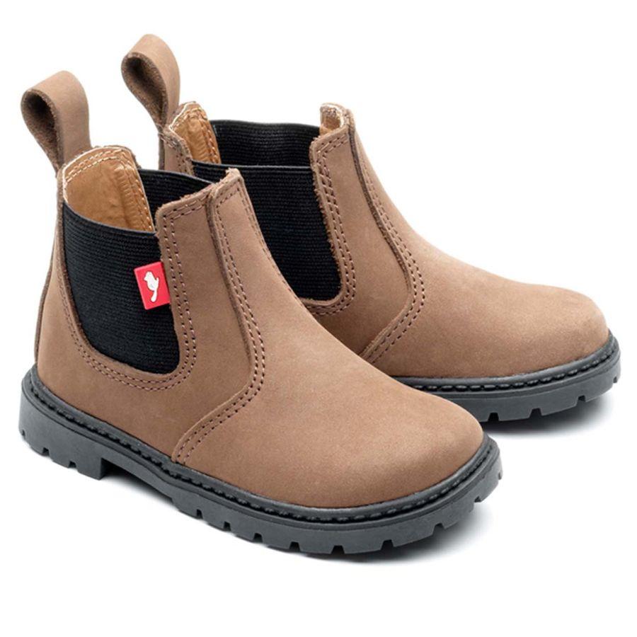 Tan Chelsea Boots