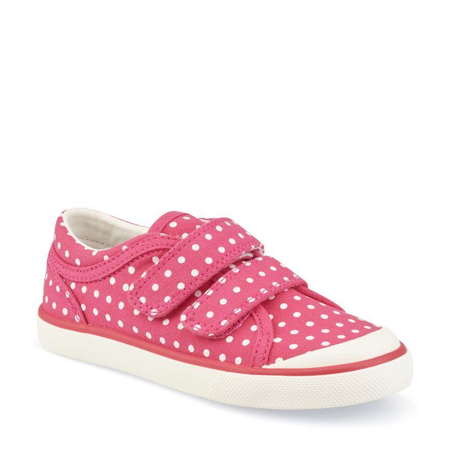 Bounce Pink Polka