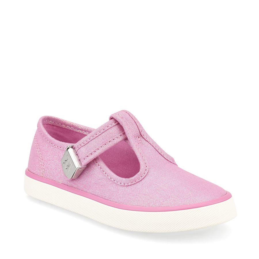Treasure Pink Glitter