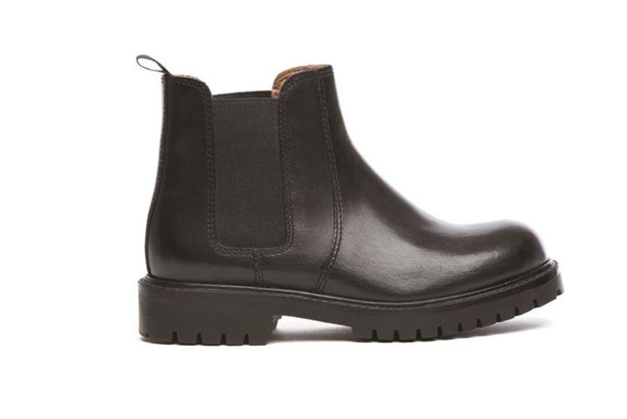 Aiden Black Boots