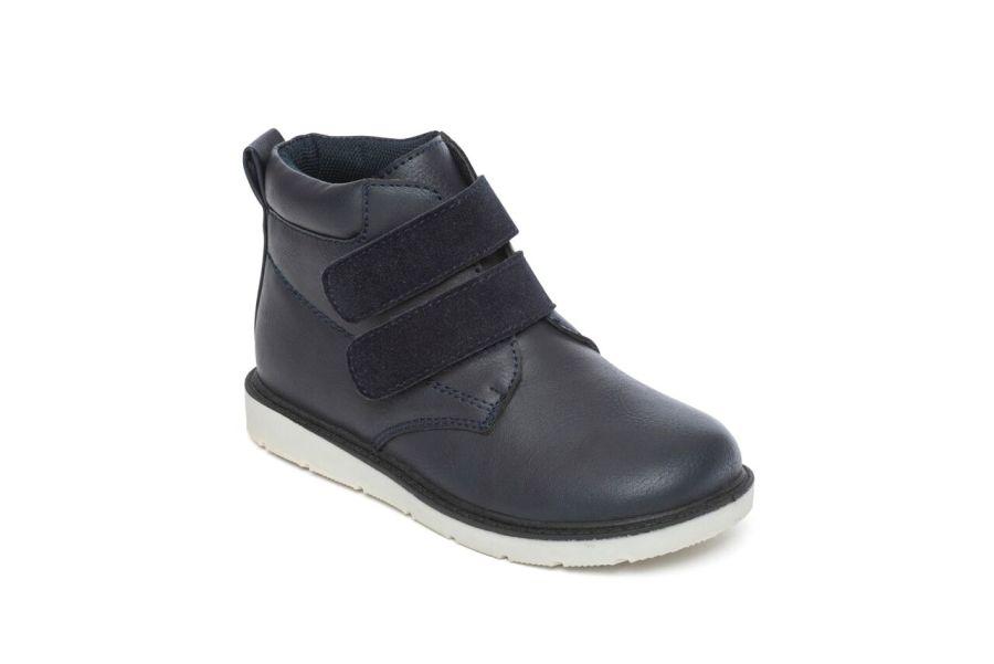 Elliot Navy Boots