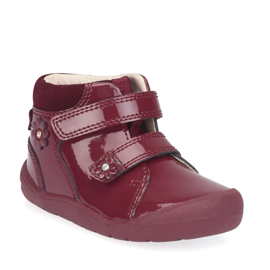 Dream Dark Cherry Boots