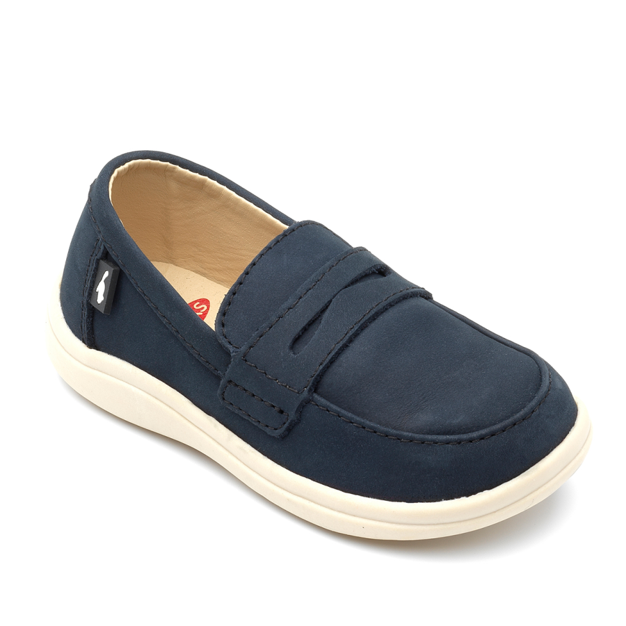 Hardy Navy Loafers