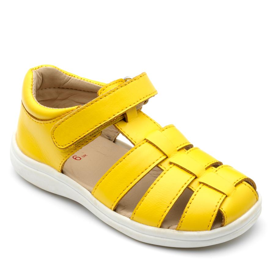 Noah Yellow Sandals