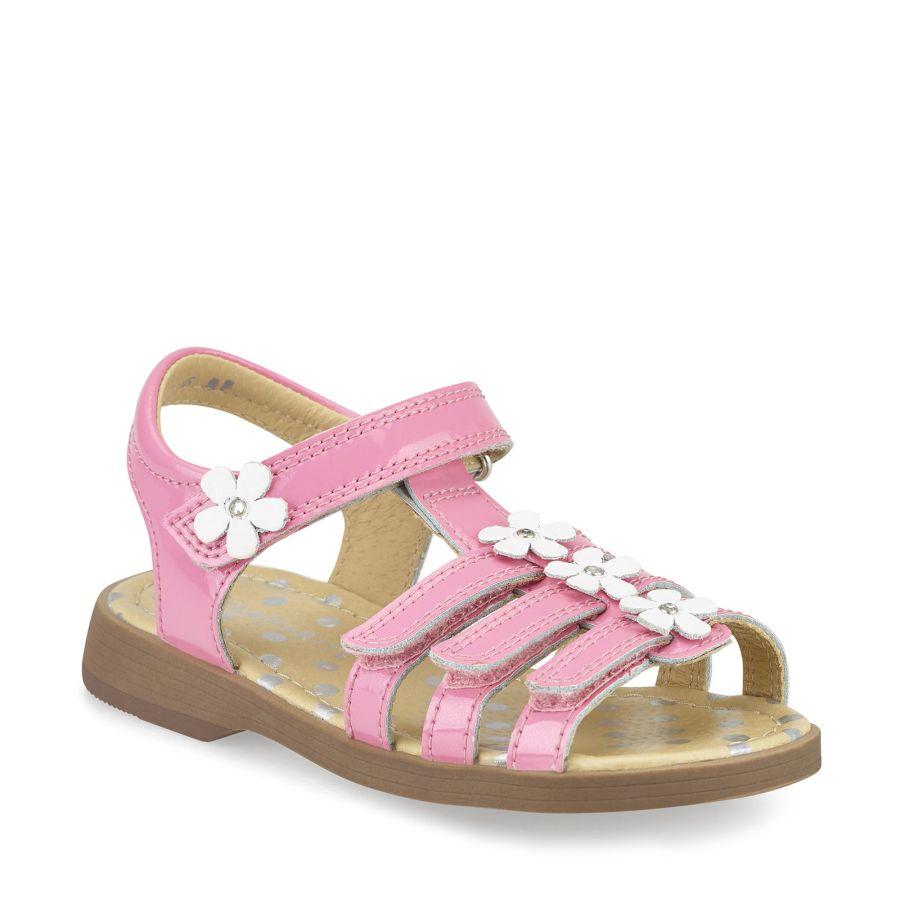 Picnic Bright Pink Sandals