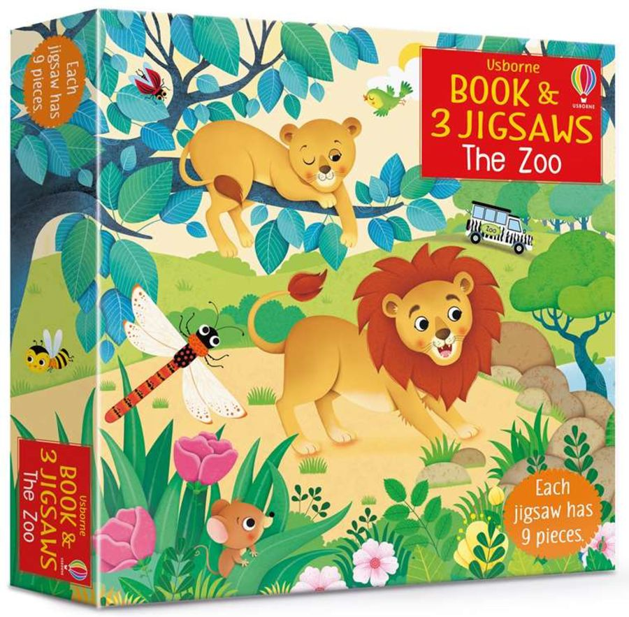 The Zoo Jigsaws
