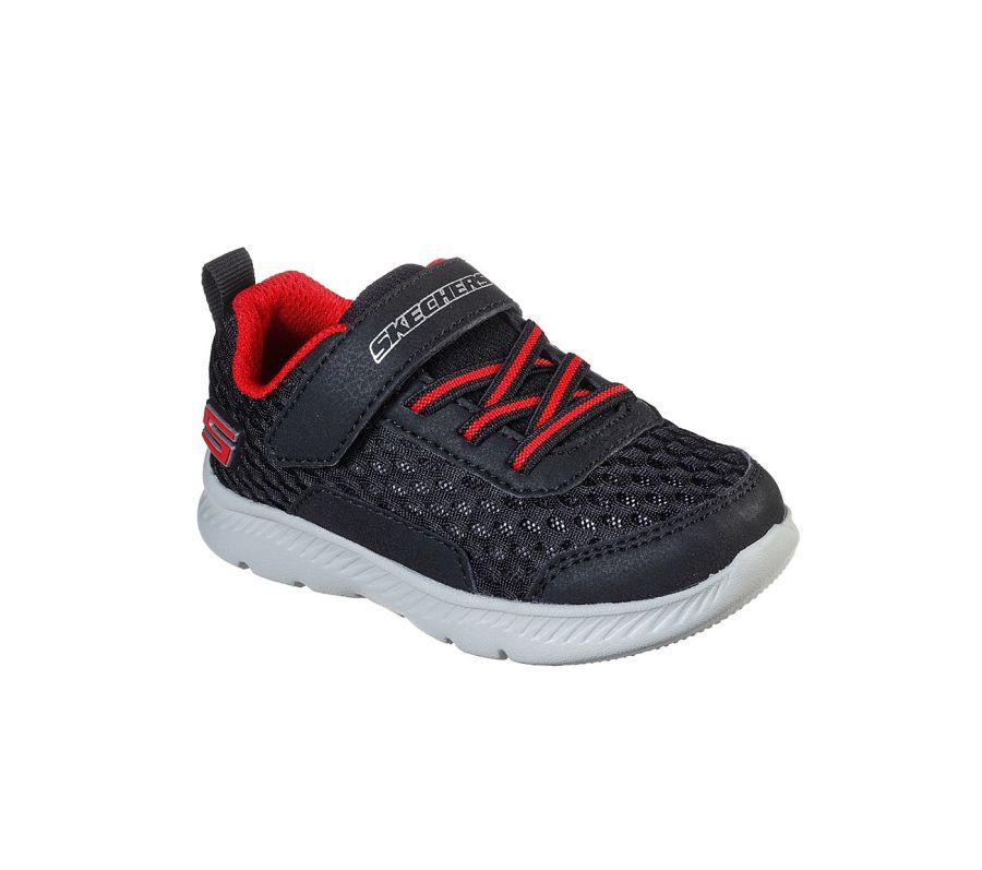 Skechers Comfy Flex Lendo Black Trainers