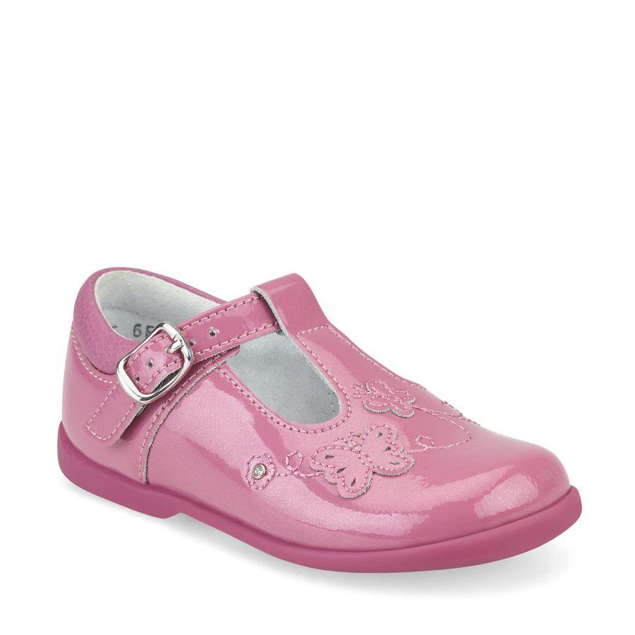 Sunshine Dusty Pink Patent