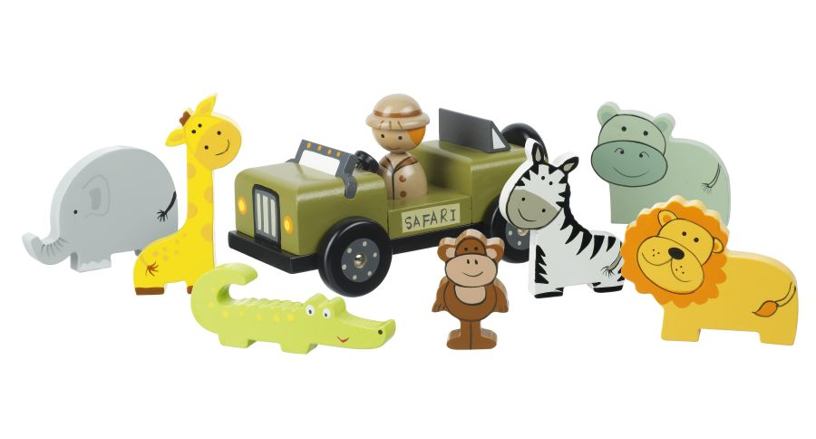 Safari Play Set