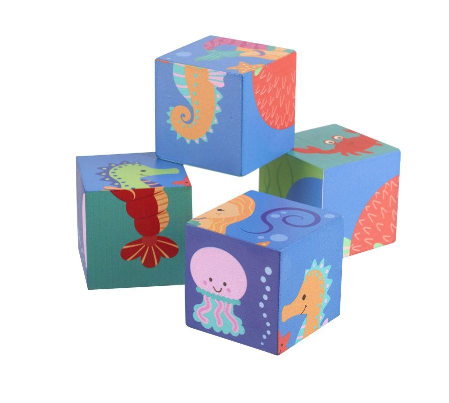 Sealife Four Block