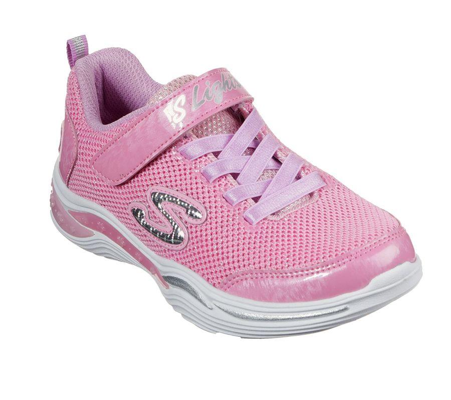 Skechers S-Lights Power Petal Pink