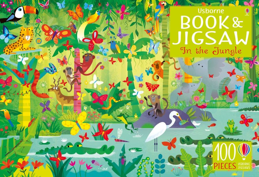 In the Jungle Jigsaw