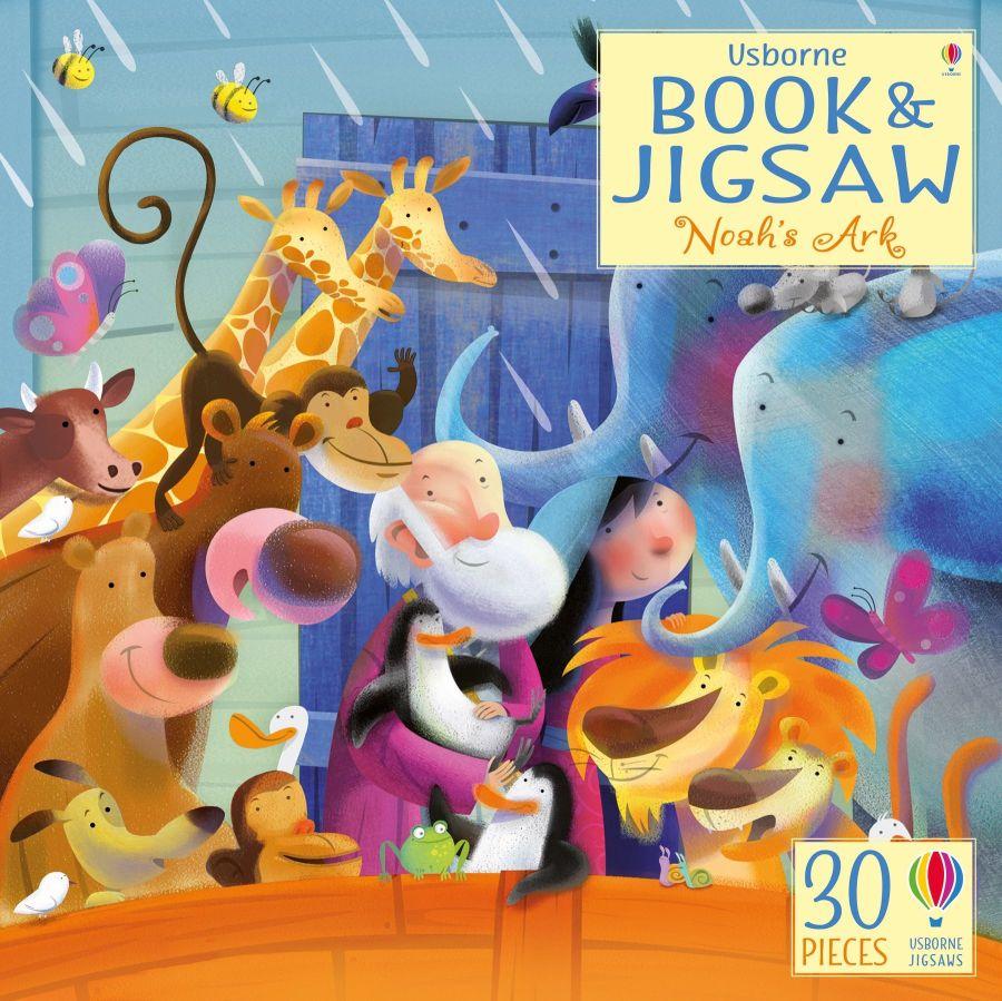 Noah's Ark Jigsaw