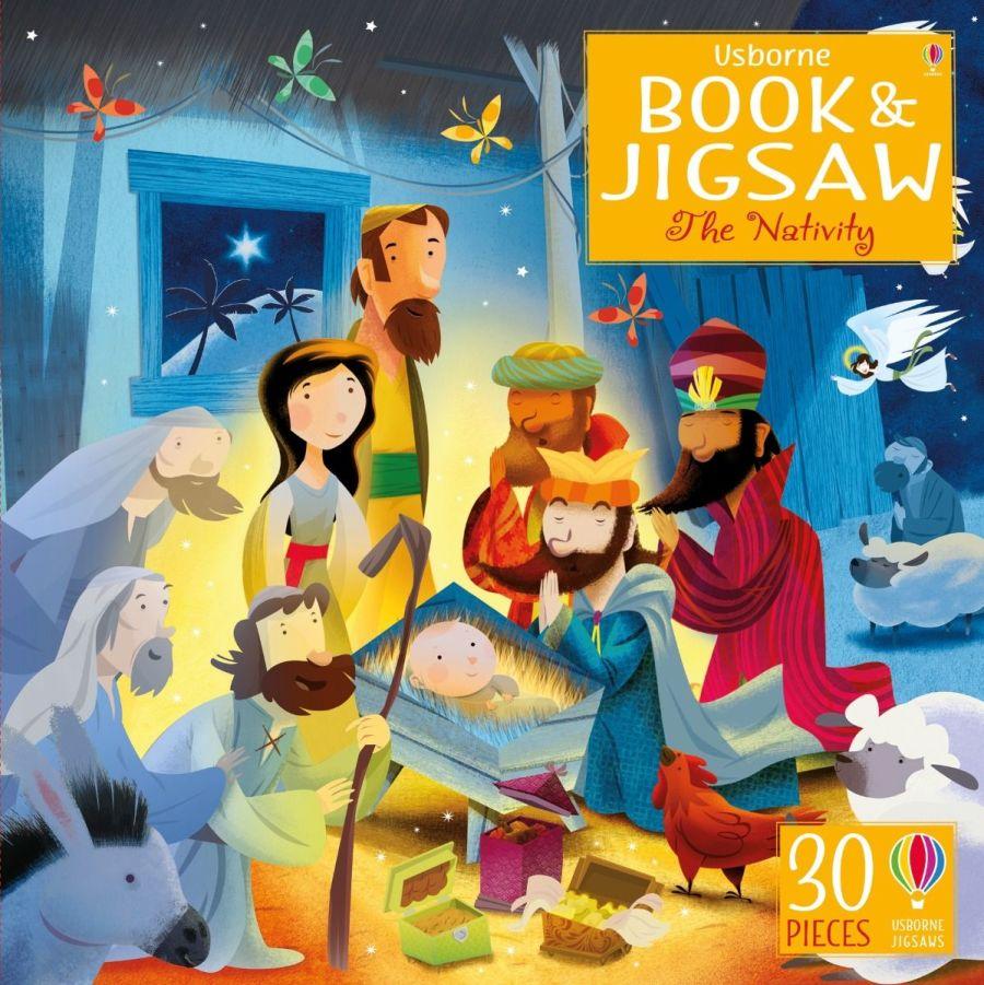 The Nativity Jigsaw