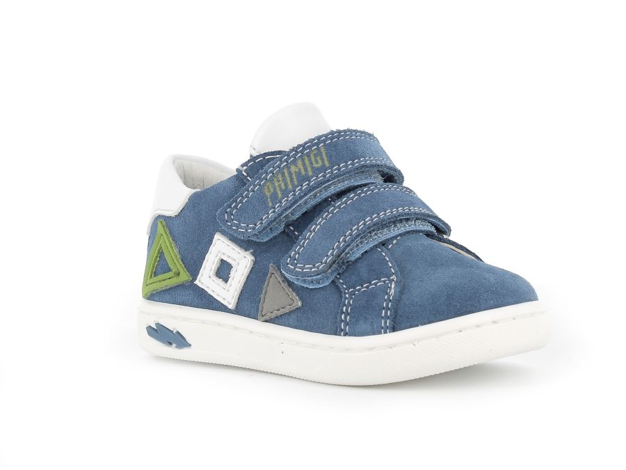 Primigi 7404111 Blue Trainer Shoe