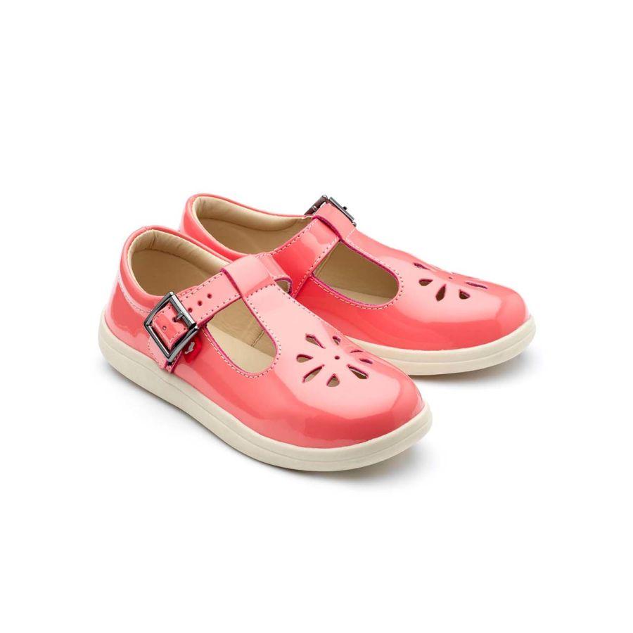 Trixie Coral Patent Shoe
