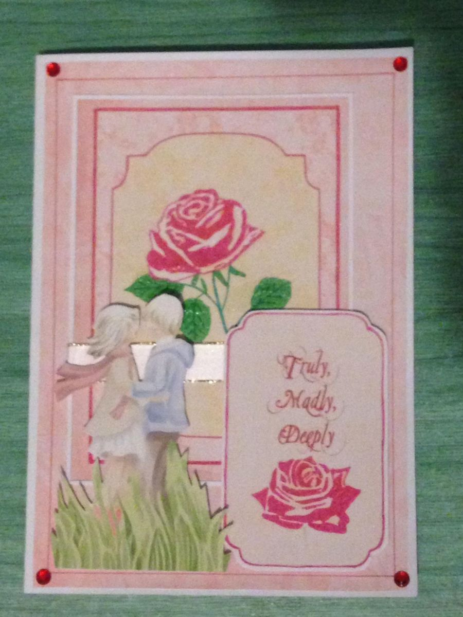 Young Love Card