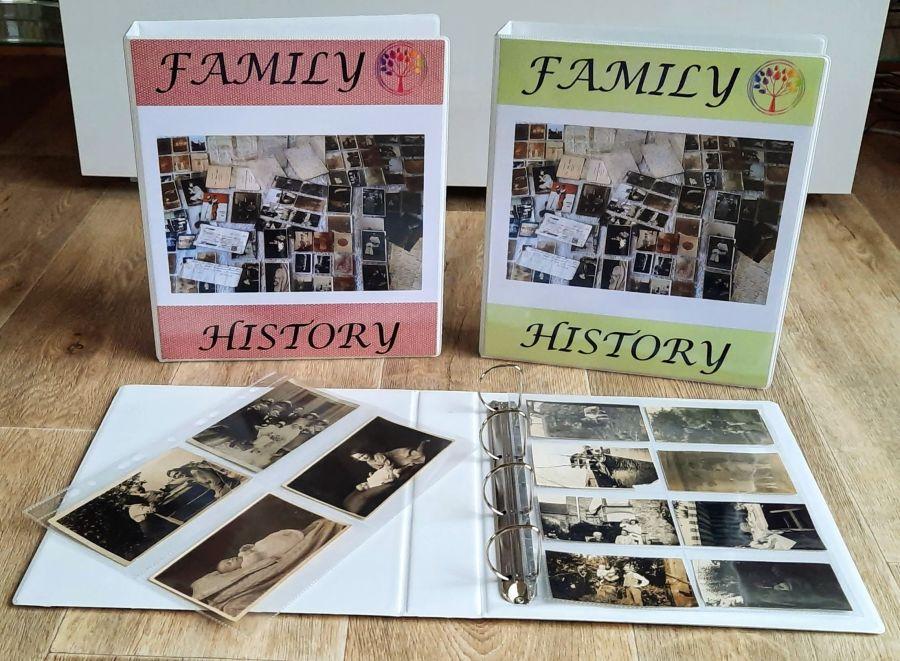 Photo / Memorabilia Album