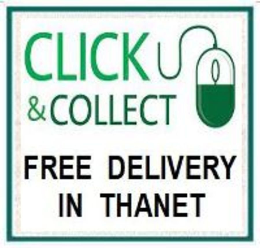 Click & Collect - Present Company Broadstairs