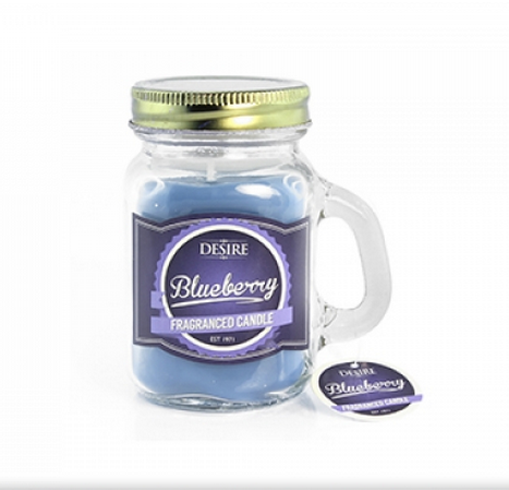 Desire Blueberry Candle Jar