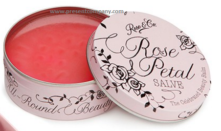 Rose Petal Lip Salve