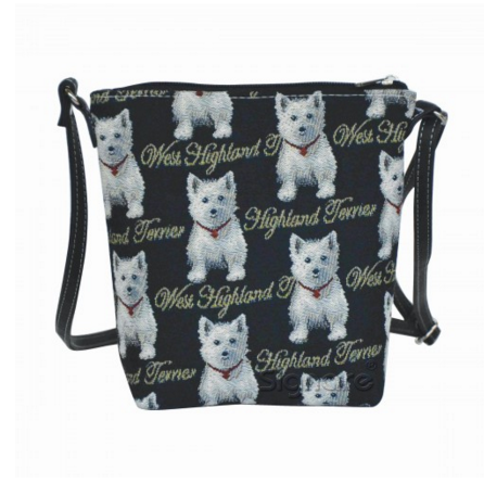 Signare Westie Collection Sling Bag