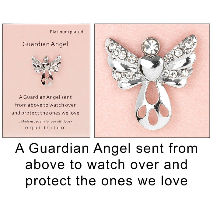 A Guardian Angel sent from above