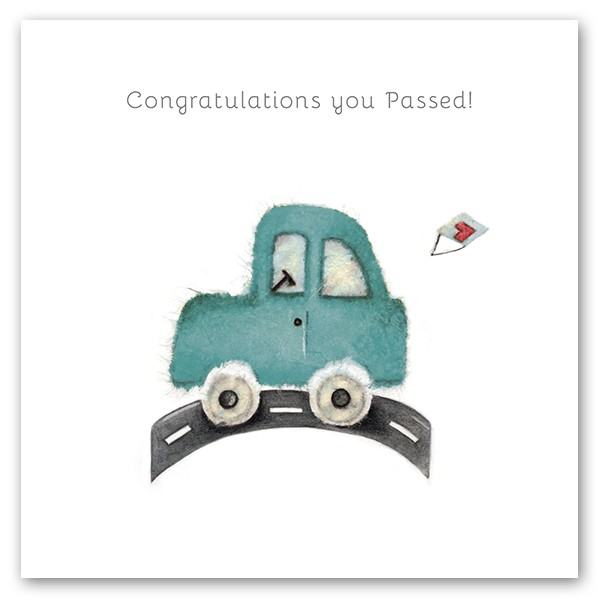Congratulations you Passed