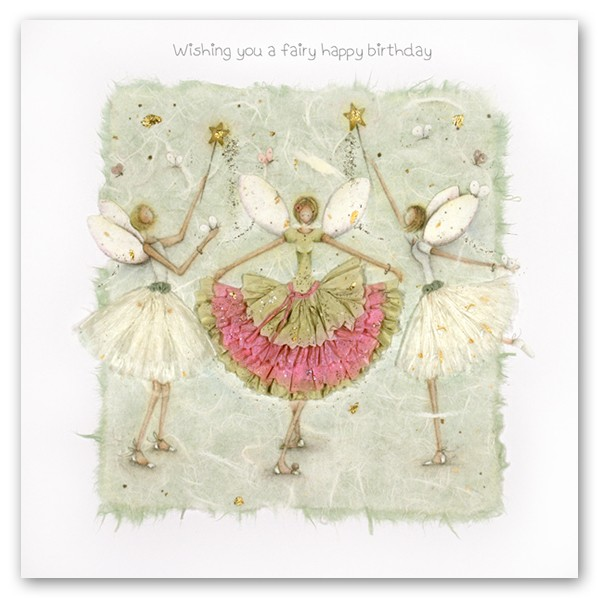 Wishing you a fairy happy birthday