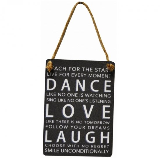 Dance Love Laugh
