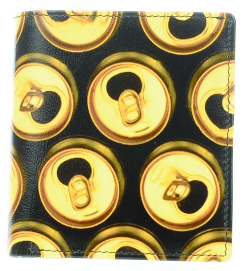 Beer Can Tri-Fold Wallet