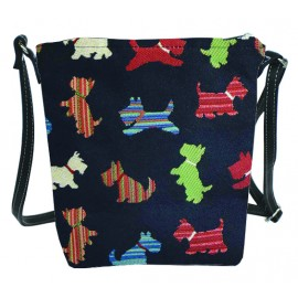 Playful Puppy Sling Bag by Signare