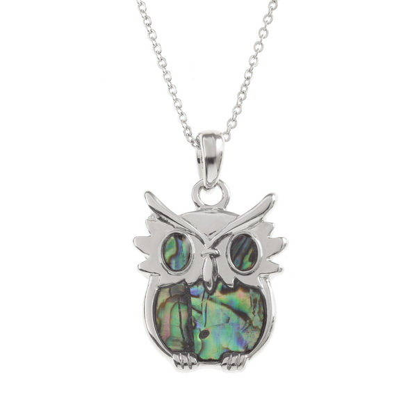 Owl Necklace - Large