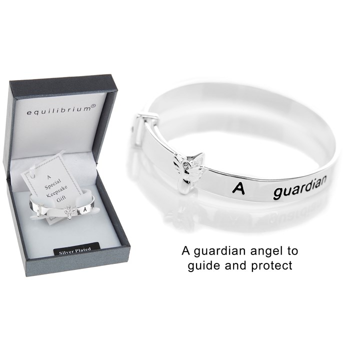 Guardian Angel Bangle