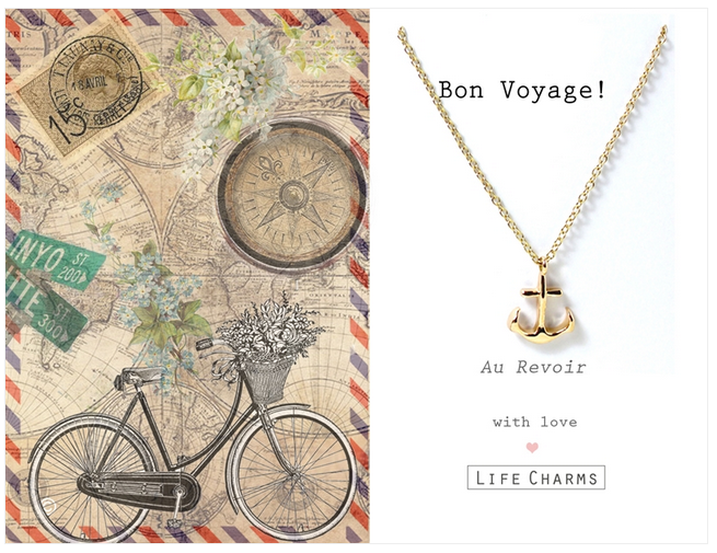 Bon Voyage! by Life Charms