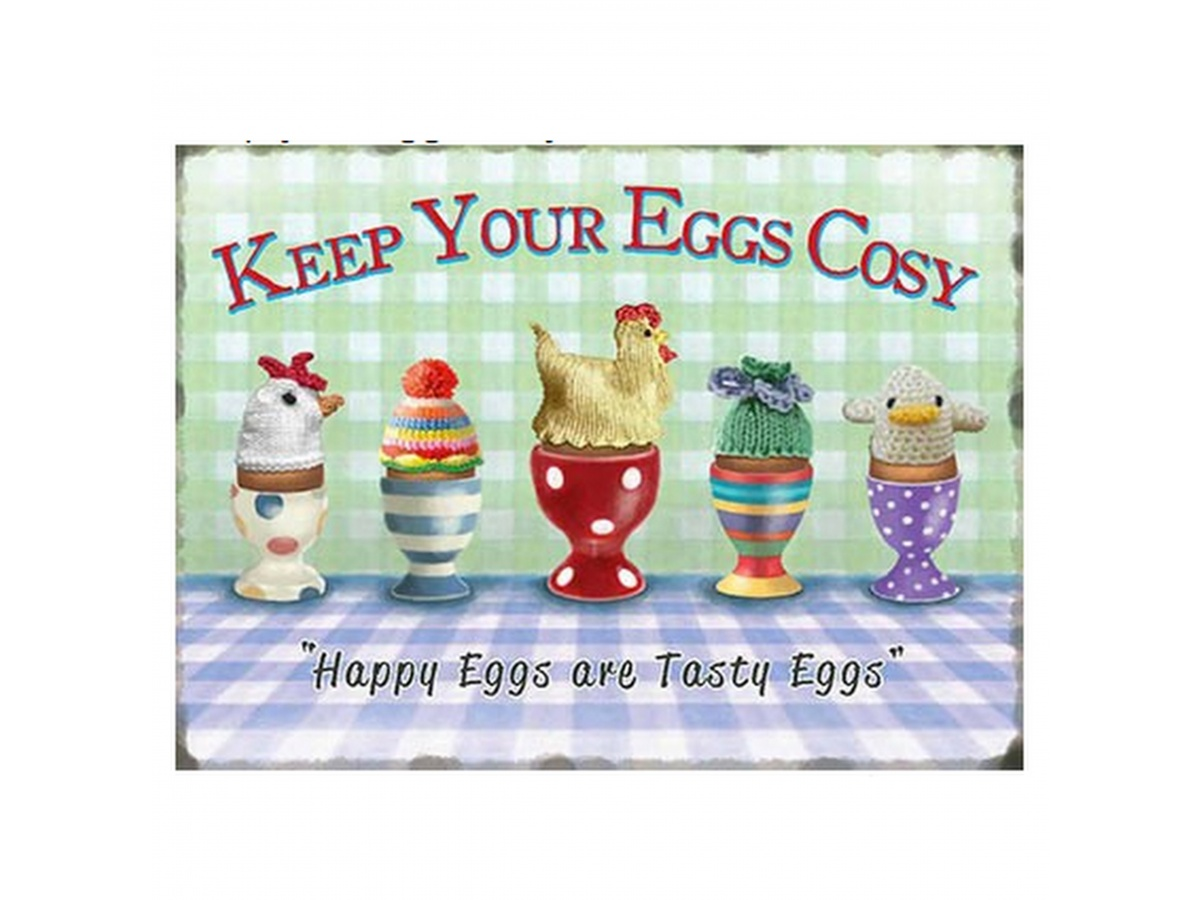 Keep Your Eggs Cosy