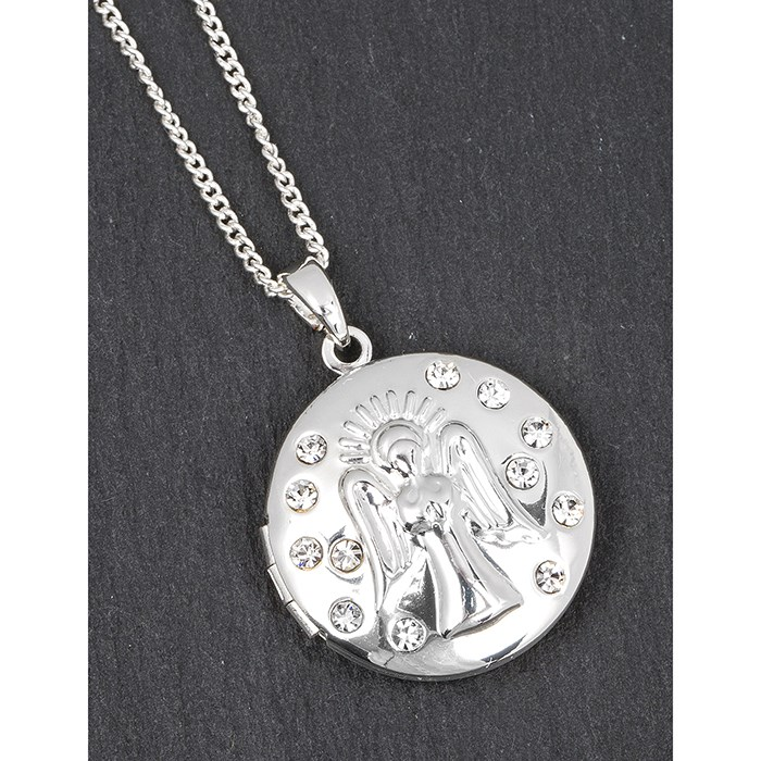 Guardian Angel Locket