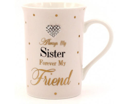Always My Sister Mug