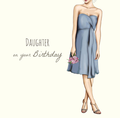 Daughter on your Birthday