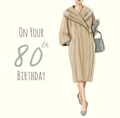 on Your 80th Birthday