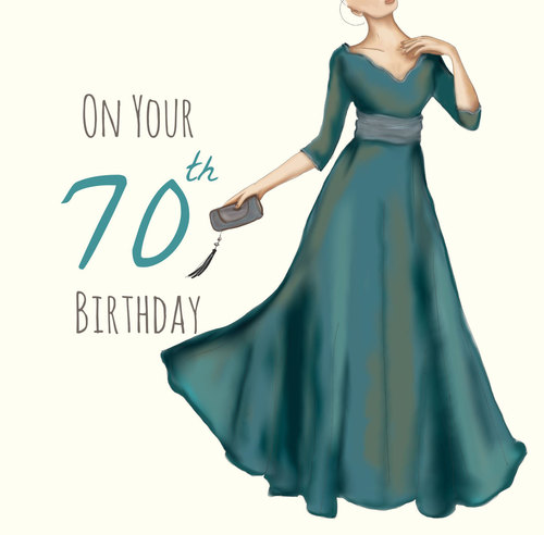 On Your 70th Birthday