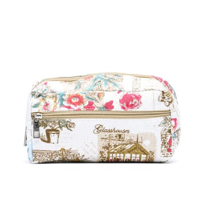 Glasshouse Cosmetic Bag