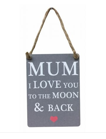 Mini MUM Sign