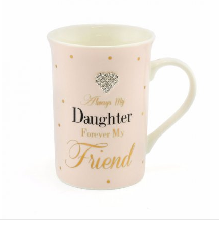 Always My Daughter Mug