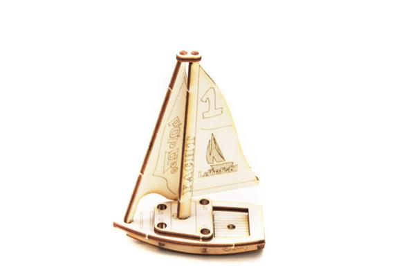 Yacht Pop up Card