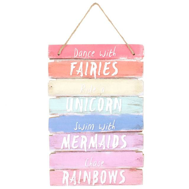 Fairies, Unicorns, Mermaids