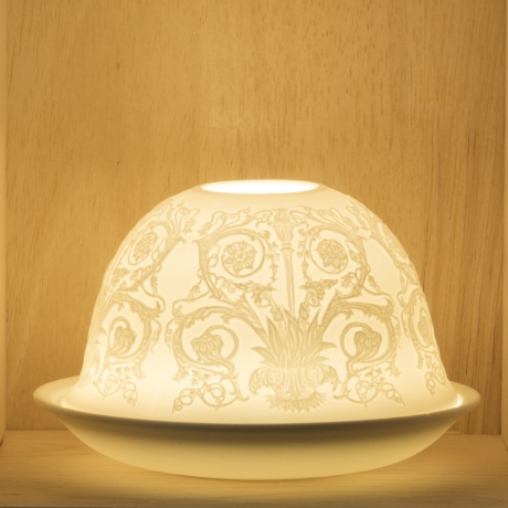 Nordic Lights Candle Shades - Decorative