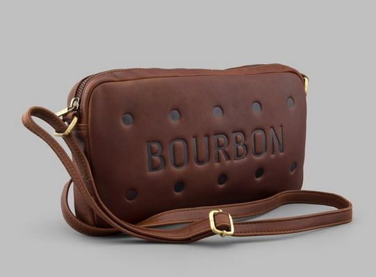 Bourbon Biscuit Cross Body Bag By YOSHI
